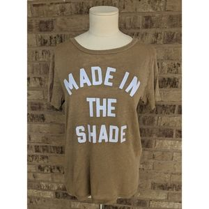 J crew made in the shade graphic tee